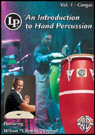 An Introduction To Hand Percussion Vol.1 - Congas