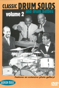Classic Drum Solos and Drum Battles, volume 2