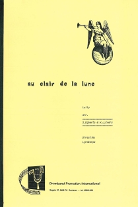 Au Clair De La Lune, Lyrakorps
