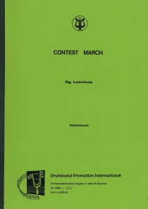 Contest March, Malletband