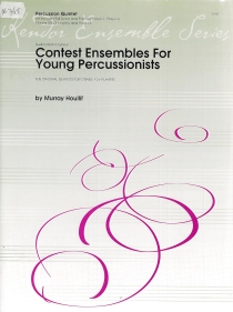 Contest Ensembles For Young Percussionists