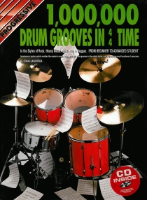 1,000,000 Drum Grooves in 4/4 Time