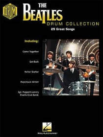 Beatles, Drum Collection. 128 Pagina's
