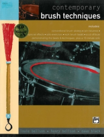Contemporary Brush Techniques, incl. cd