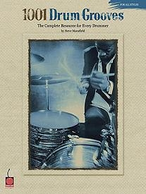 1001 Drum Grooves. 110 Pagina's