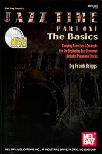 Jazz Time, part 1 - The Basics, incl. cd