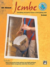 All About Jembe, incl. cd. 40 pagina's