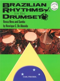 Brazilian Rhythms For the Drumset, incl. 2 cd's