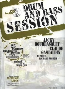 Drum and Bass Session, incl. cd 30-40 Pagina's