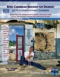 Afro-Caribbean Grooves For Drumset, incl. cd. 47 Pagina's