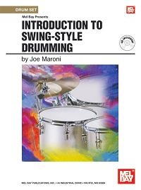 Introduction To Swing-Style Drumming, incl. cd. 102 Pagina's