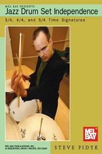 Jazz Drumset Independence. 77 pagina's