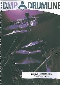 Drums In Reflexion, incl. cd. 26 Pagina's