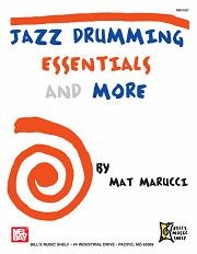 Jazz Drumming Essentials And More. 75 Pagina's