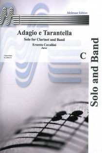 Adagio e Tarantella, Harmonie