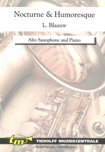 Nocturne and Humoresque, Altsaxofoon & piano