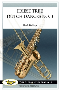 Friese Trije/Dutch Dances No. 3