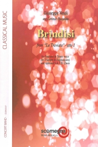 """Brindisi uit """"La Traviata"""" - atto I, Harmonie"""