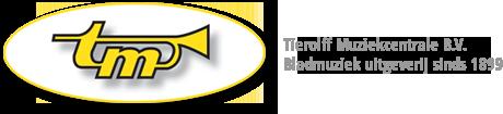 Tierolff Muziekcentrale, bladmuziek voor Harmonie en Fanfare