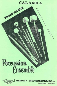 Calanda, Percussion Sextet