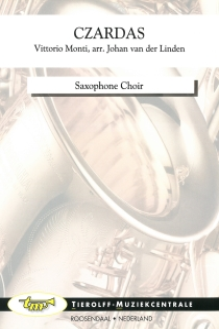 Czardas, Saxophone-Ensemble