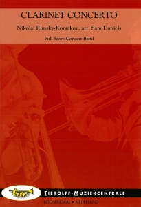 Clarinet Concerto (For Clarinet And Military Band)