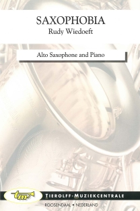 Saxophobia, Altsaxophon & Klavier