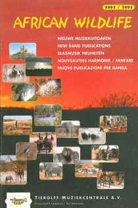 Catalogue African Wildlife