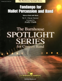 Fandango for Mallet Percussion and Concert Band