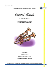Crystal March, Concert Band