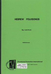 Hebrew Folksongs, Malletband