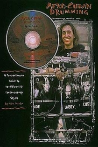 Afro-Cuban Drumming, incl. cd.