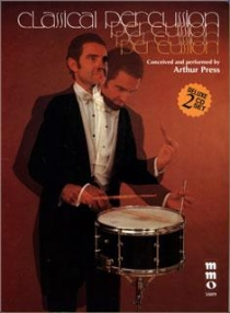 Classical Percussion, incl. 2 cd's