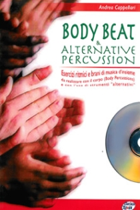 Body Beat & Alternative Percussion, incl. cd