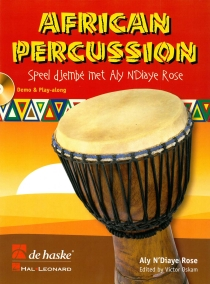 African Percussion, incl. cd