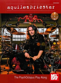 Aquiles Priester: The PsychOctopus Play Along, Book/CD
