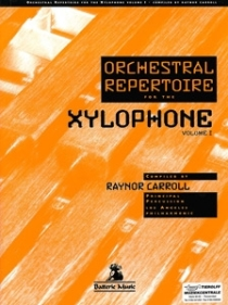 Orchestral Repertoire for the Xylophone, Vol.1