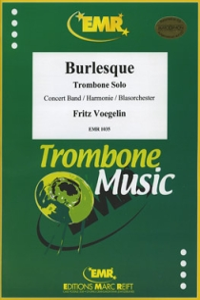 Burlesque (Trombone Solo)