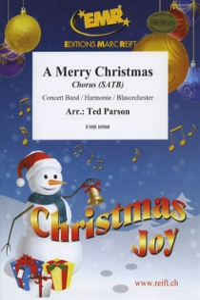 A Merry Christmas (+Chorus SATB)
