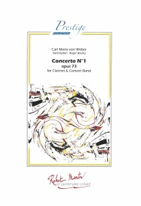 Concerto N° 1 Opus 73, Concert Band