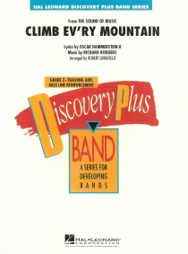 Climb Ev'ry Mountain (from The Sound of Music), Orchestre d'Harmonie