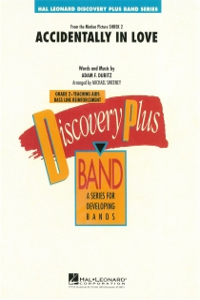 Accidentally In Love - from Shrek 2, Concert Band