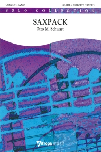 Saxpack, Blasorchester