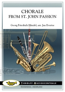 Chorale - from St. John Passion