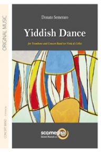 Yiddish Dance, Concert Band