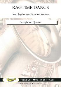 Ragtime Dance, Quatuor de Saxophones