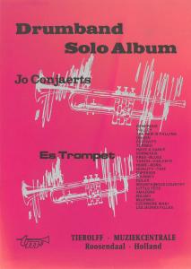 Drumband Solo Album - Es Trompet