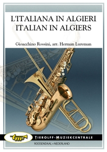L'Italiana in Algieri/L'italien à Alger