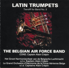 """Tierolff for Band No. 3 """"Latin Trumpets"""""""