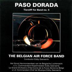 """Tierolff for Band No. 5 """"Paso Dorada"""""""